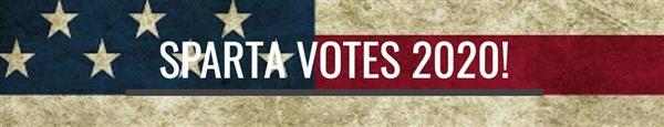 Sparta Votes 2020!
