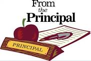 Principal Message for the Week May 18th - 22nd